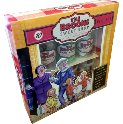 Broons Old Fashioned Sweet Shop